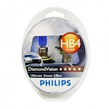 HB4 12v 51w DIAMOND VISION (2 шт) PHILIPS 9006 DV